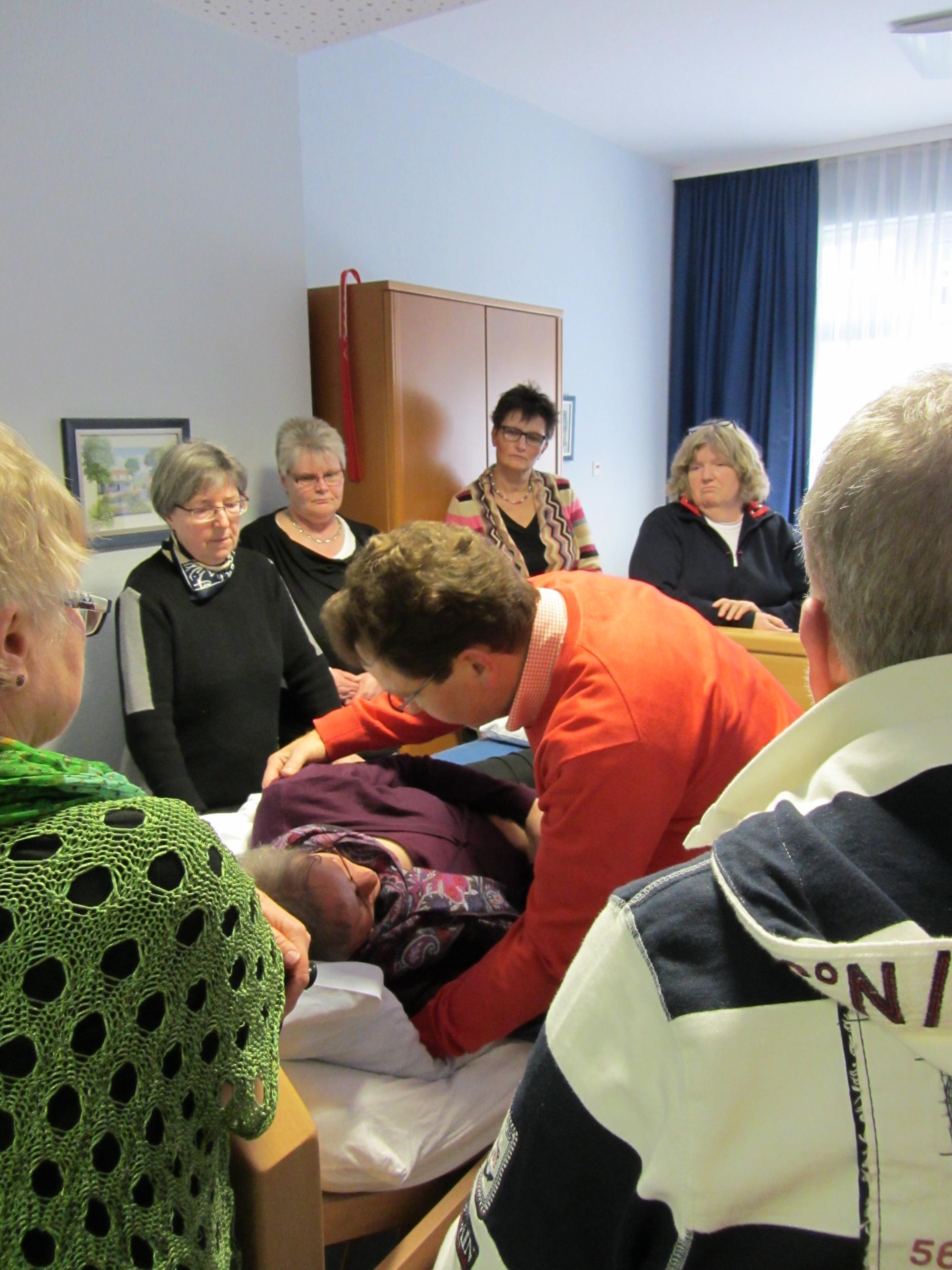 Kompetenzzentrum Essen - Pflegekurs Apoplexie