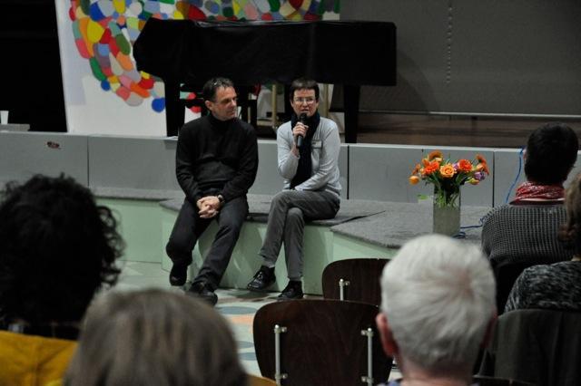"""Interview_Otto-Hue-Haus_Auftakt """"Demenz-freundlich im Quartier"""" 19.03.2015"""